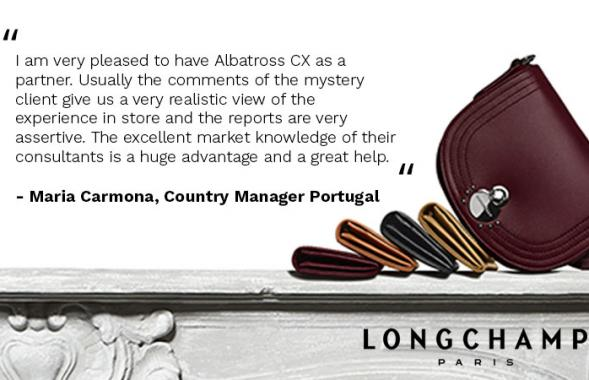 Maria Carmona Country Manager Portugal Longchamp
